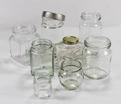 جار شیشه ای یا جار پلاستیکی
