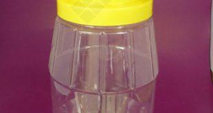 ظرف پت پلاستیکی عسل