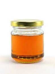 جار شیشه ای عسل