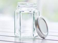 تولیدی ظرف جار شیشه ای