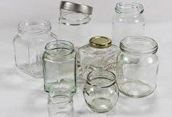 ظروف بسته بندی جار شیشه ای
