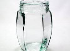 خرید جار شیشه ای ساده
