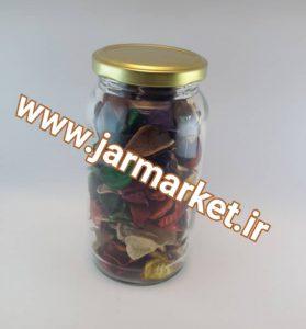 تولیدکننده ظروف جار شیشه ای