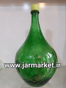 تولیدکننده ظروف جار شیشه ایی و پت در اصفهان