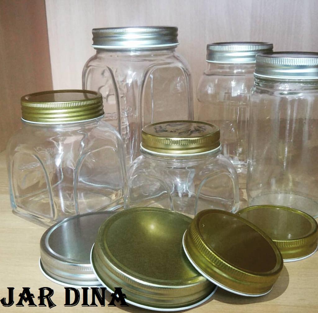 مرکز پخش انواع جار شیشه ای با کیفیت و با مناسب ترین قیمت