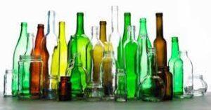 انواع ظرف بسته بندی بطری شیشه ای