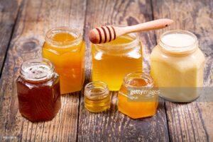 فروش شیشه عسل
