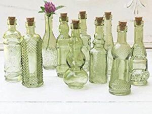 تولید بطری شیشه ای با چوب پنبه