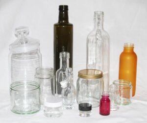 انواع پت شیه ای  جارهای شیشه ای  بطری های شیشه ای