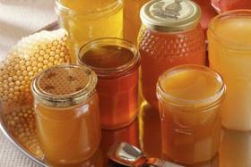 خط تولید جار شیشه ای عسل
