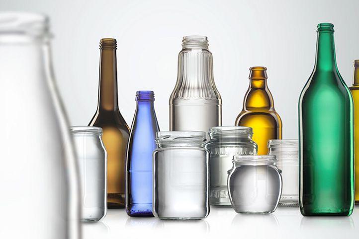 بورس فروش جار و بطری شیشه ای