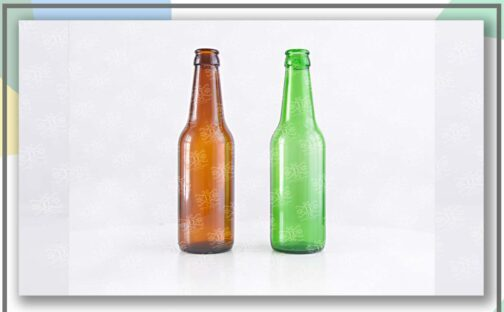 قیمت بطری شیشه ای 300 سی سی